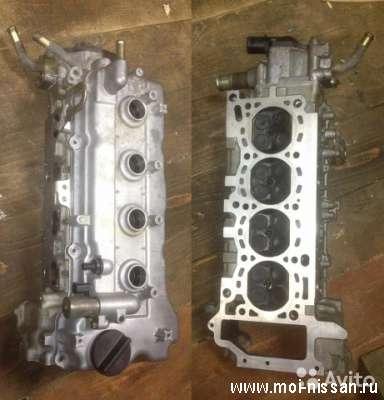 Двигатель QG18DE на запчасти