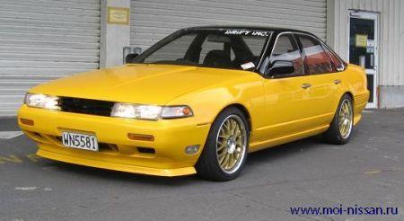 Nissan Cefiro кузов A31