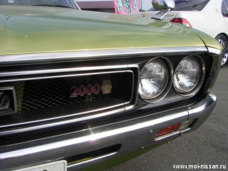 Nissan Laurel С130