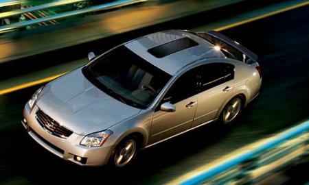 2008 Nissan Maxima Обзор