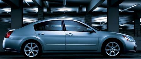 Nissan Maxima Обзор