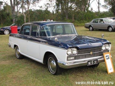 Nissan Cedric (1965)