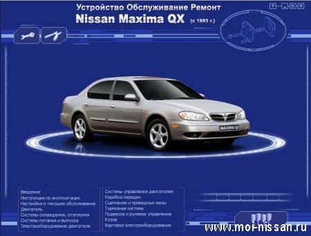 Nissan Cefiro & Maxima A32_A33 ( Multimedia service manual )