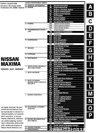 Nissan Maxima A35_2010 (service_manual_en)