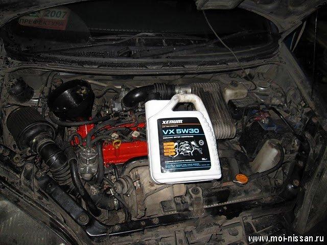 Шевроле ланос какое масло заливать в двигатель