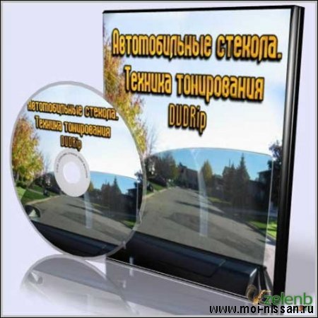 Автомобильные стекла. Техника тонирования. (SOLARTEK) [2008, Обучающее видео, DVDRip]