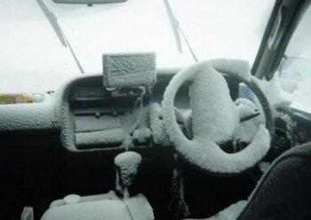 Как завести машину в мороз ... Как подготовить автомобиль к зиме