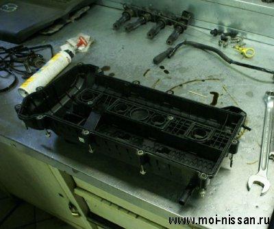 двигатель Mazda 6 GH 2,5