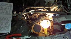 Начал глохнуть на светофорах при нажатии педали тормоза. Ошибки:1001, 0113, 0335, 0725