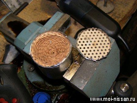 Устройство топливного фильтра для инжекторных автомобилей