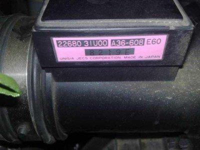 Датчик расхода воздуха ( Датчик массового расхода воздуха ... МАФ ) Ниссан, MASS AIR FLOW NISSAN