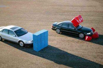 Элементы системы безопасности автомобиля: BA [ БА - Система аварийного торможения ]