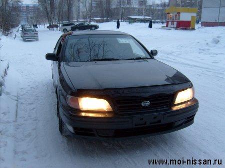 Отзыв Nissan Cefiro PA32 VQ25DE 25STouting 1994