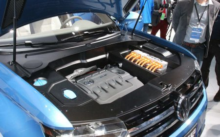 Элементы системы безопасности автомобиля: Brake by Wire [ торможение по проводам ]