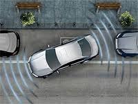Acoustic Parking System ( APS ) [ Ультразвуковой датчик расстояния ]