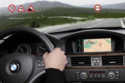 Traffic Sign Recognition ( TSR ) [ Система разпознования дорожных знаков ]