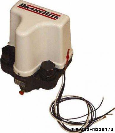 Элементы системы безопасности автомобиля:   EHB [ электрогидравлический тормоз ]
