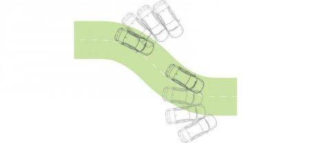 Элементы системы безопасности автомобиля:   MASC [  Динамическая система стабилизации курсовой устойчивости  ]