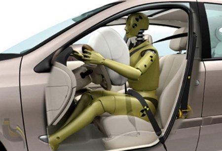 Элементы системы безопасности автомобиля:   PRS [  Программированная система защиты  ]