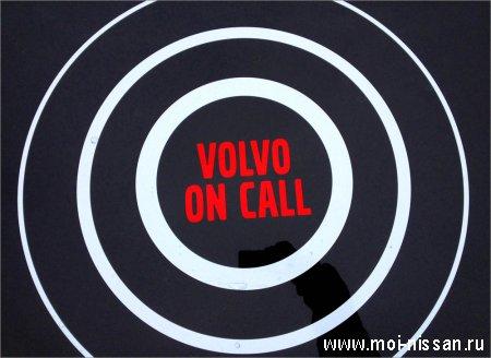 Элементы системы безопасности автомобиля:   VOLVO ON CALL [  Система сразу после аварии вызывающая скорую помощь  ]