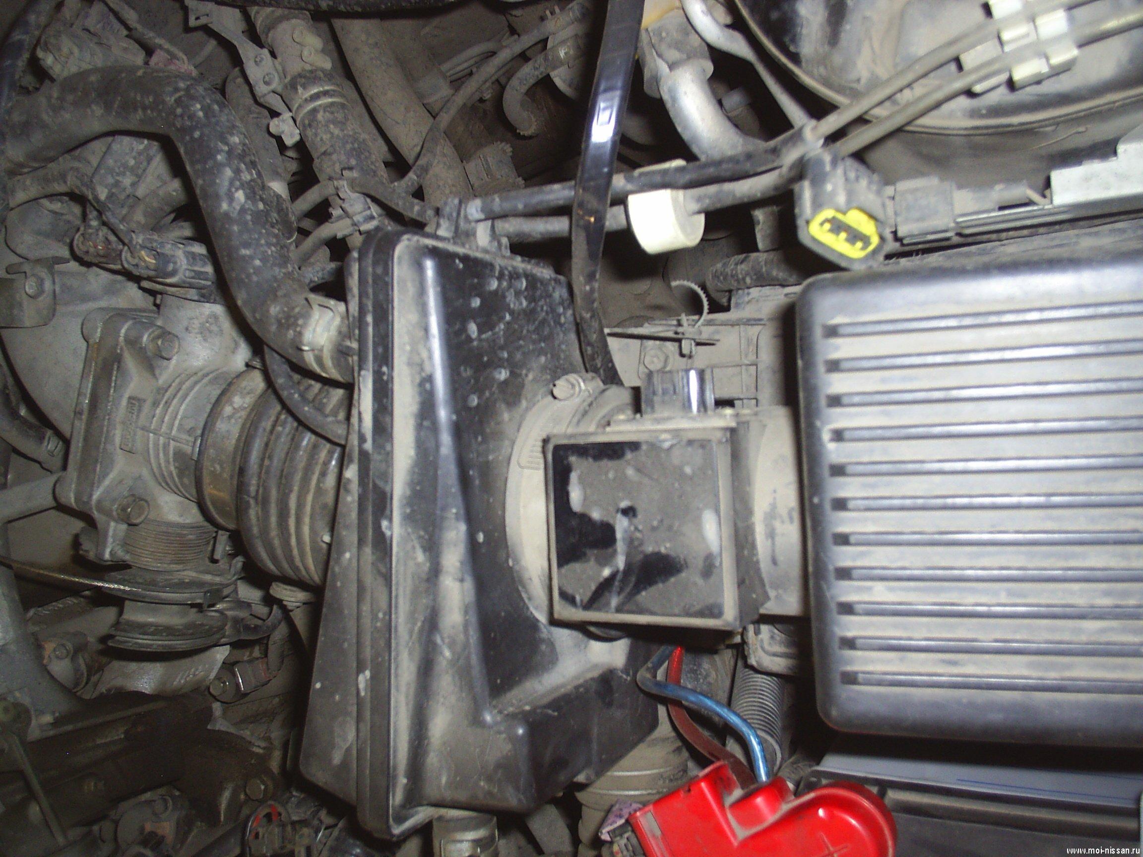 Чистка холостого клапана хода форд фокус 2 1 8 22 фотография