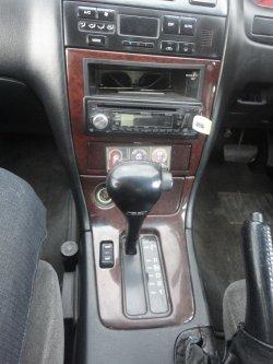 Разбор центральной панели Nissan Cefiro в 32 кузове