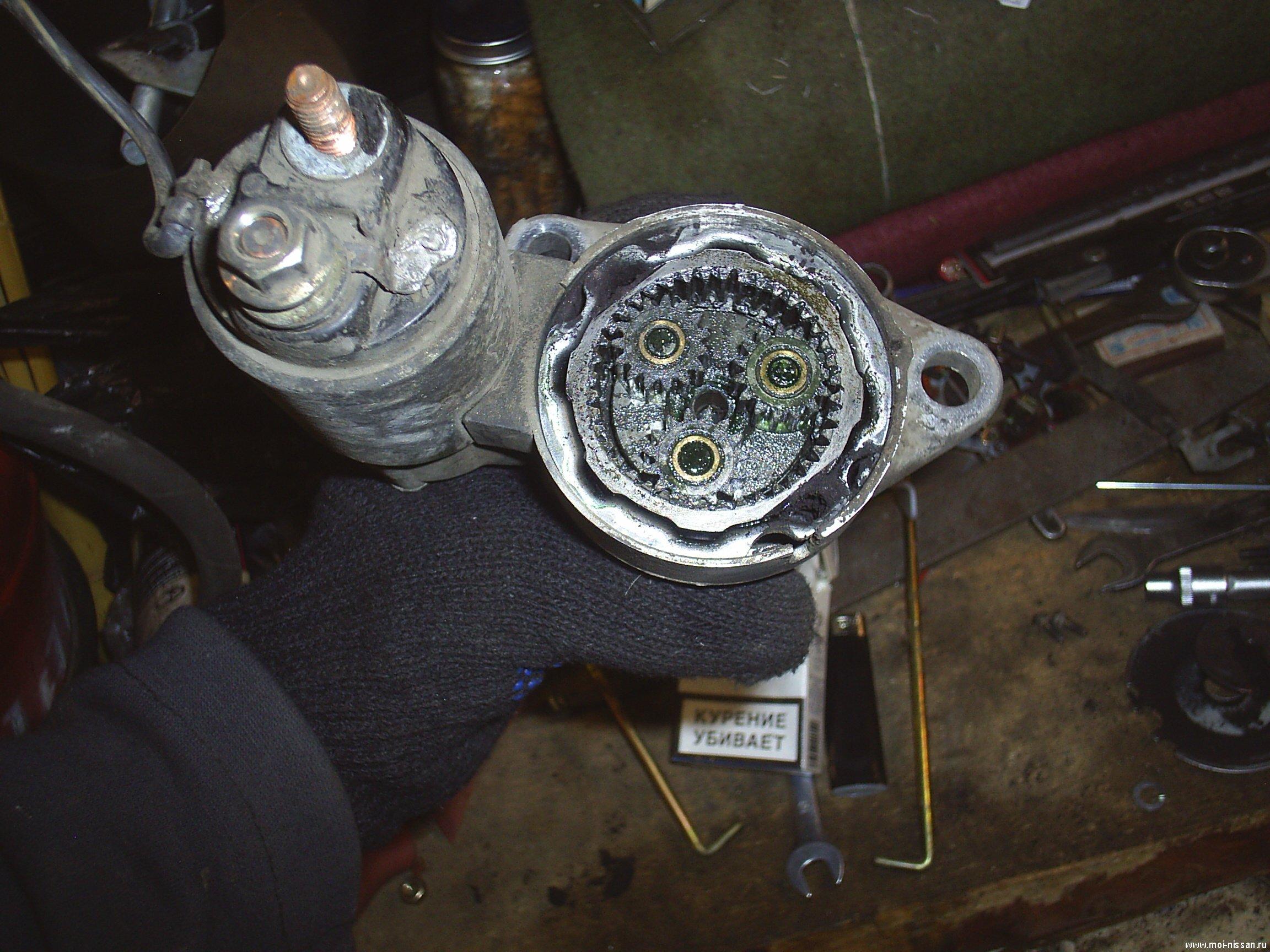 ниссан примера р12 инструкция по ремонту