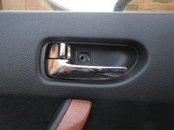 Разбор двери Nissan Teana ... Смазка механизма стеклоподъемника ... Замена замка