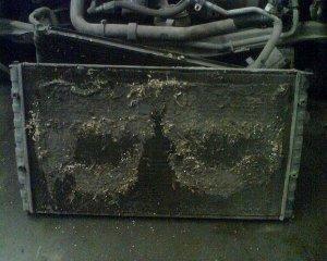Закипел двигатель ... Почему ... Что делать если двигатель кипит