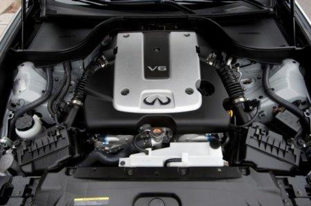 Двигатель VQ25VHR ... Расшифровка, технические данные и автомобили