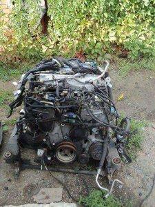 Двигатель VQ30E ... Расшифровка, технические данные и автомобили