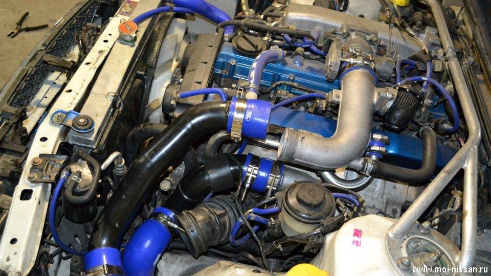 Двигатель RB25DET NEO     Расшифровка, технические данные и