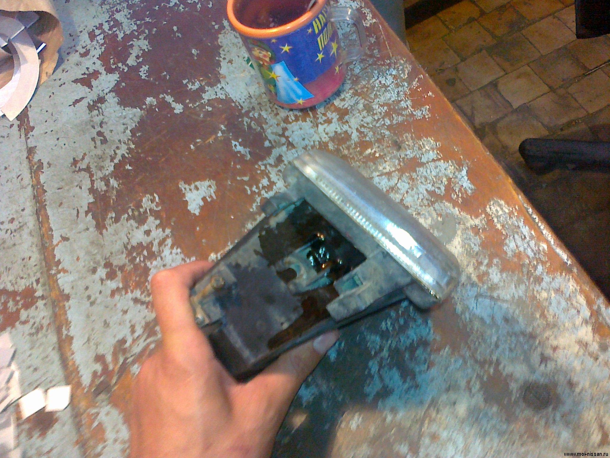 Ремонт пластикового бампера своими руками с помощью нагрева