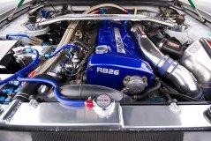 Двигатель RB26DETT ... Расшифровка, технические данные и автомобили
