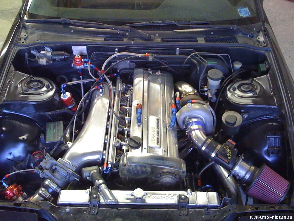двигатели rb от nissan
