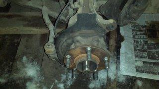 Замена пыльника шруса ... Снятие / установка приводов Nissan Teana