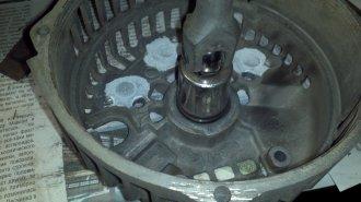 Необходим ремонт генератора ... Как разобрать генератор Nissan Teana