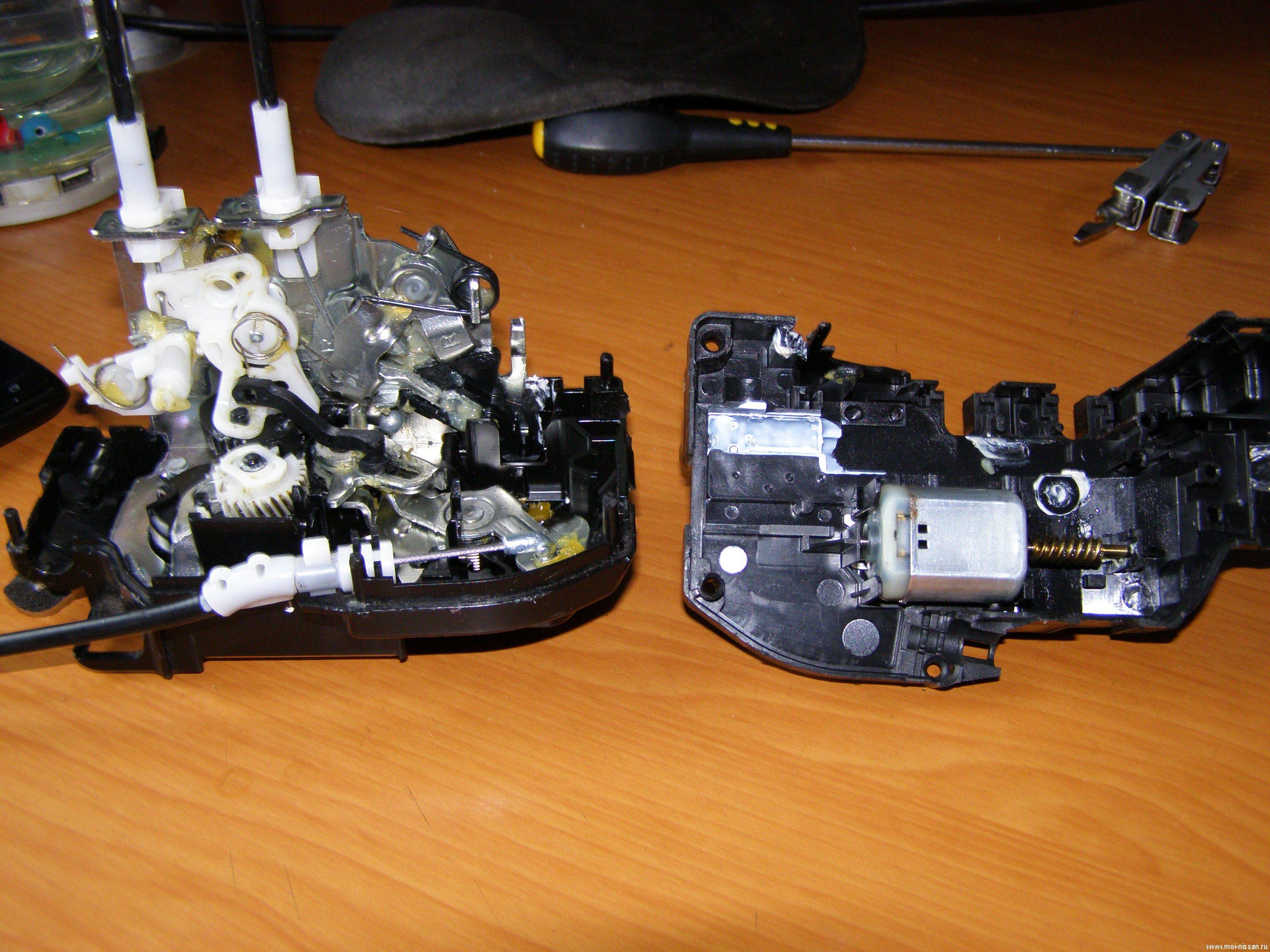 ниссан х трейл ремонт двигателя