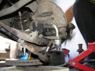 Nissan Cedric / Gloria: установка регулируемой тюнинг подвески