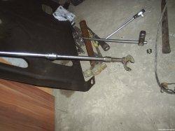 Спец инструмент для снятия рулевых тяг