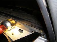 Ремонтируем третий стопак на Nissan Teana