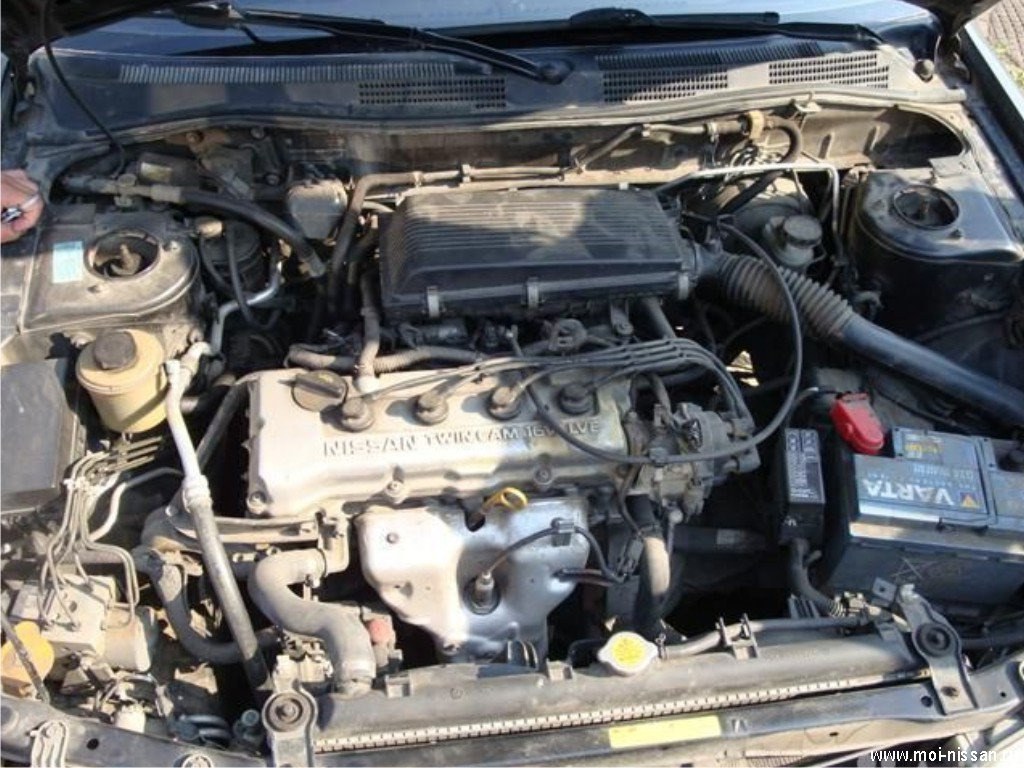 Nissan Engine Qg