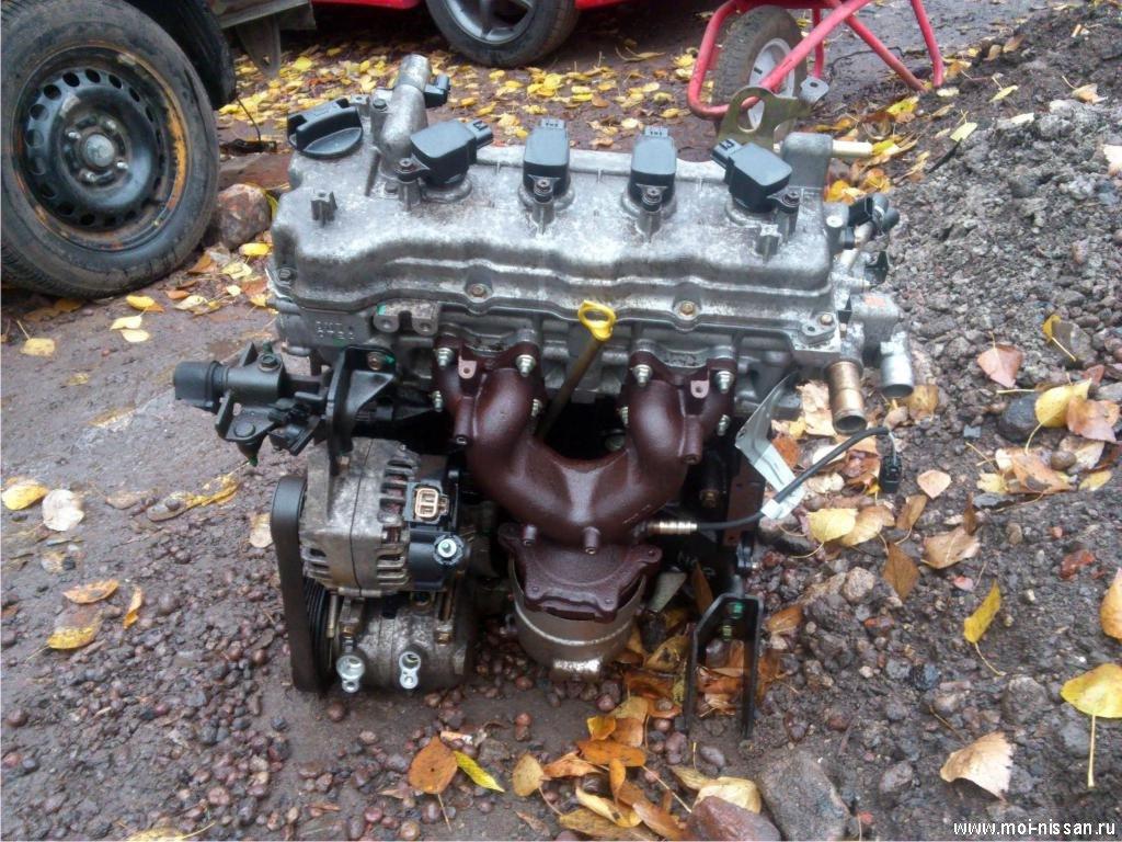 Двигатель HR16DEH4M  Ресурс масло характеристики проблемы