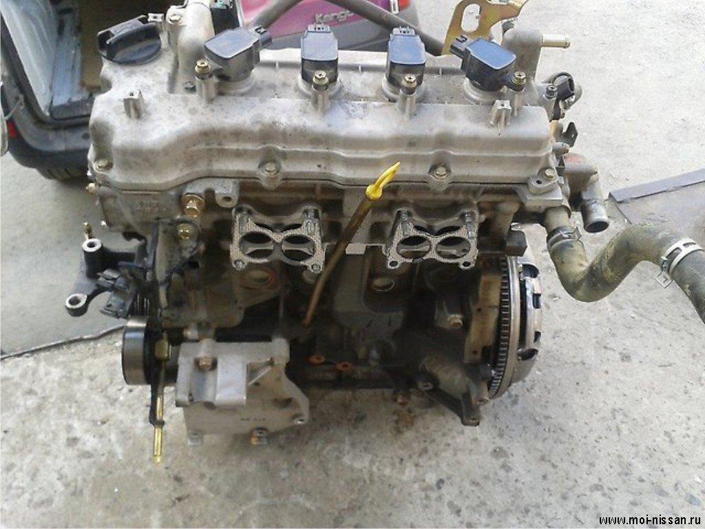 Двигатель QG18DE  Проблемы ремонт характеристики тюнинг
